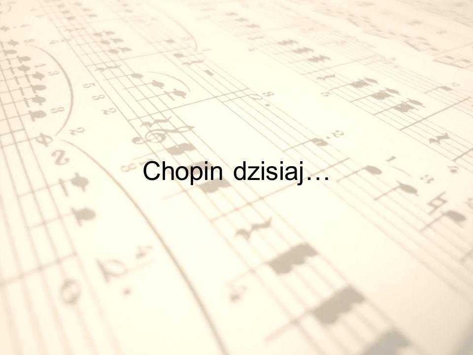 Chopin dzisiaj…