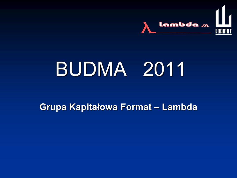 Grupa Kapitałowa Format – Lambda