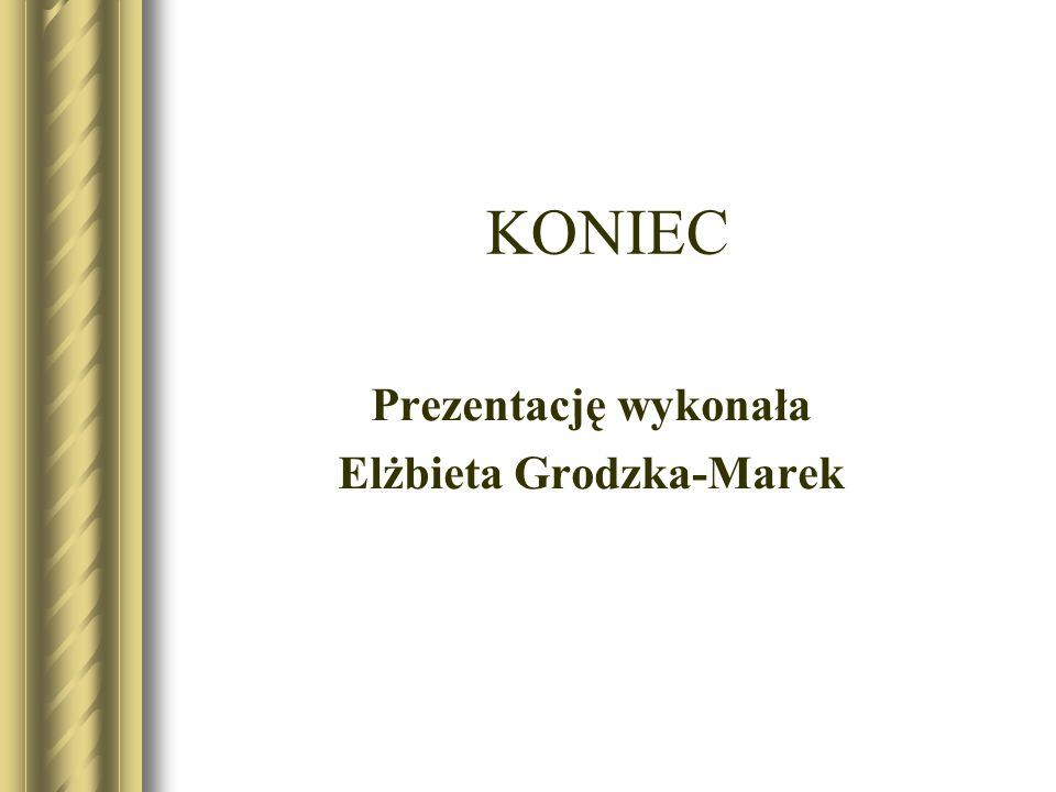 Elżbieta Grodzka-Marek