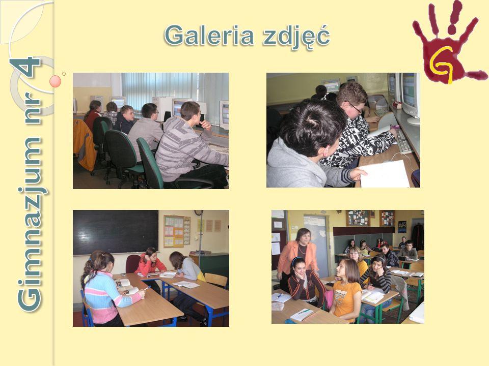 Galeria zdjęć Gimnazjum nr 4