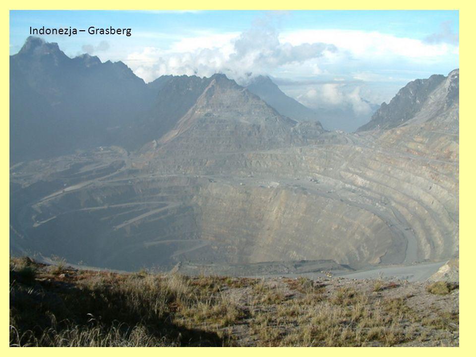 Indonezja – Grasberg