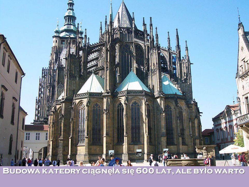 Budowa katedry ciągnęła się 600 lat, ale było warto