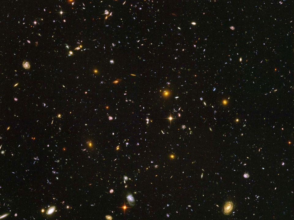 Średnia gęstość we Wszechświecie