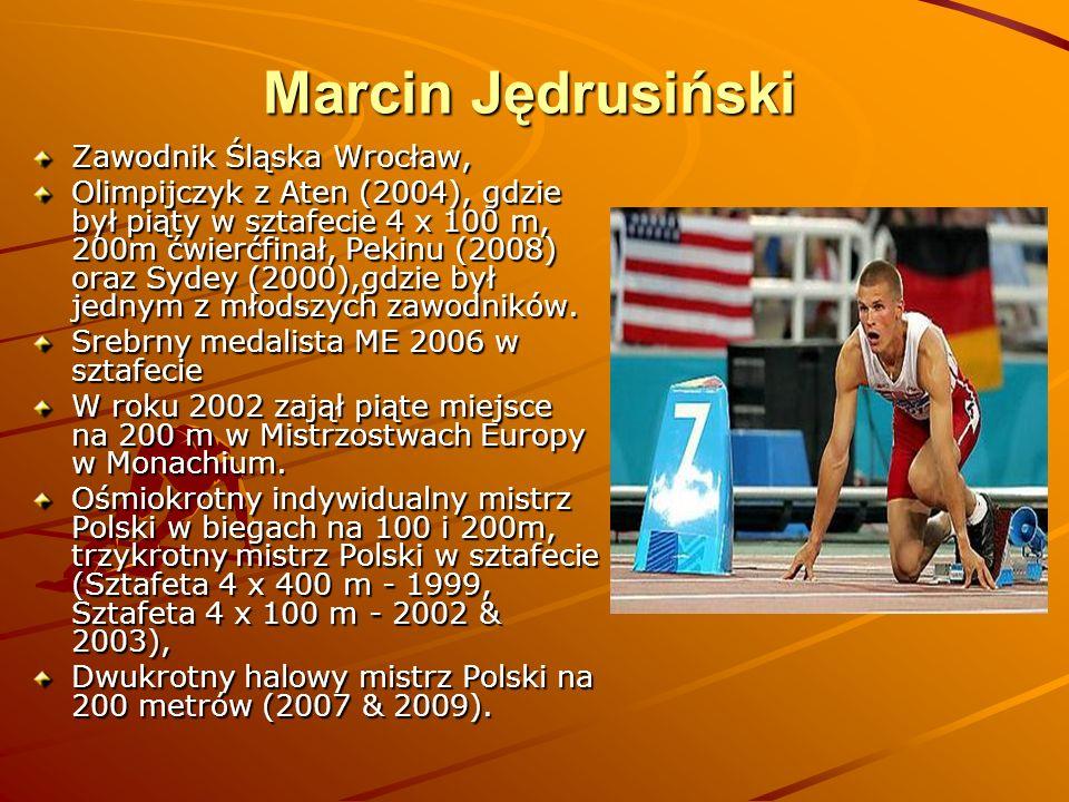 Marcin Jędrusiński Marcin Jędrusiński