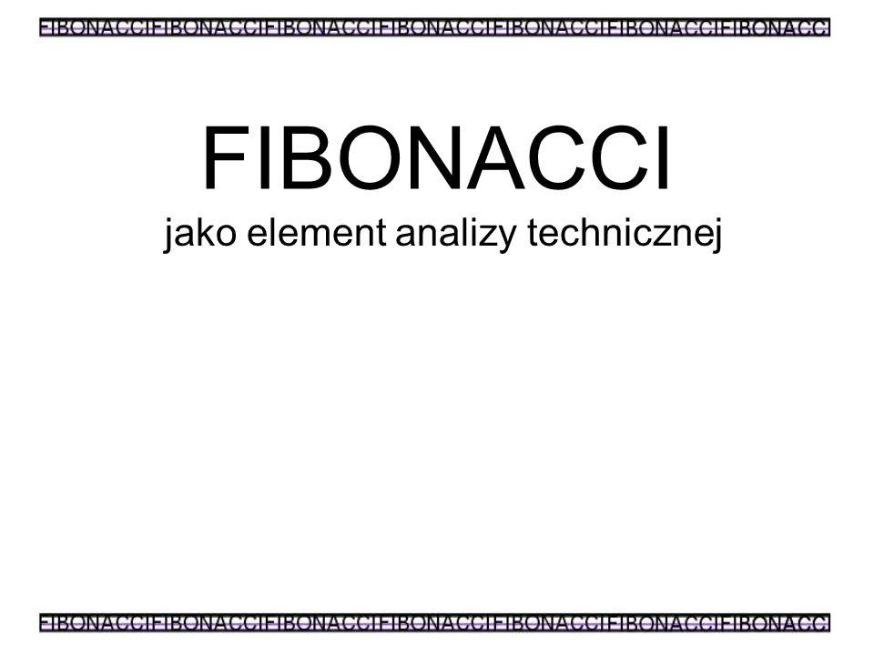 jako element analizy technicznej
