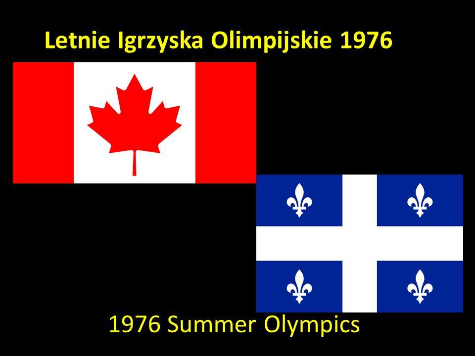 Letnie Igrzyska Olimpijskie 1976