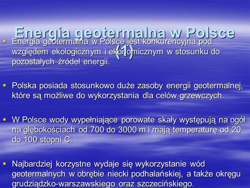 Energia geotermalna w Polsce (1)