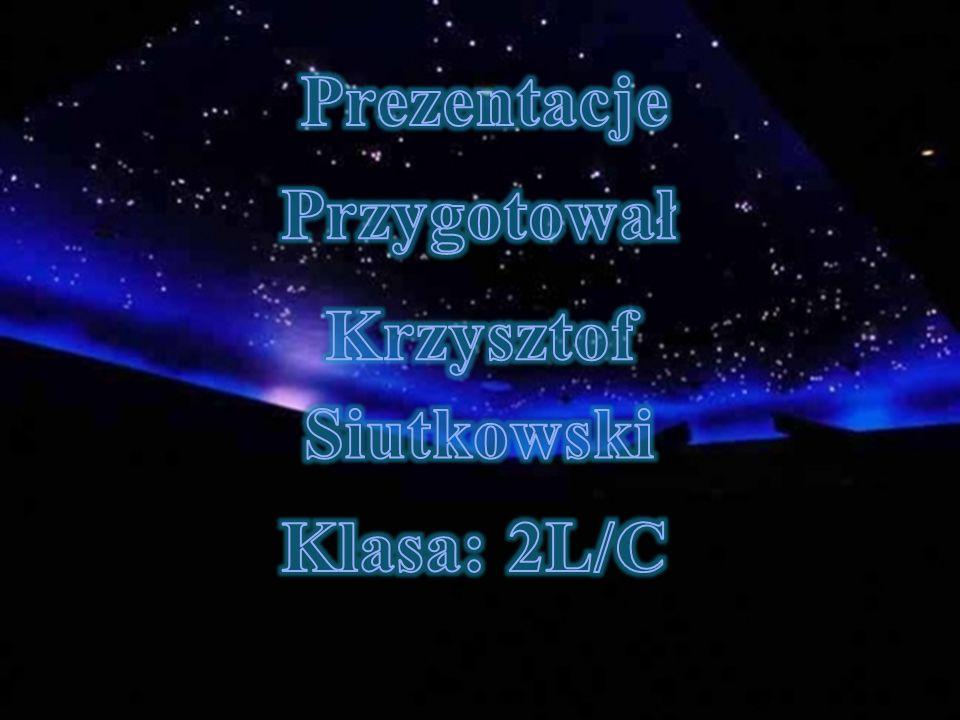 Prezentacje Przygotował Krzysztof Siutkowski Klasa: 2L/C