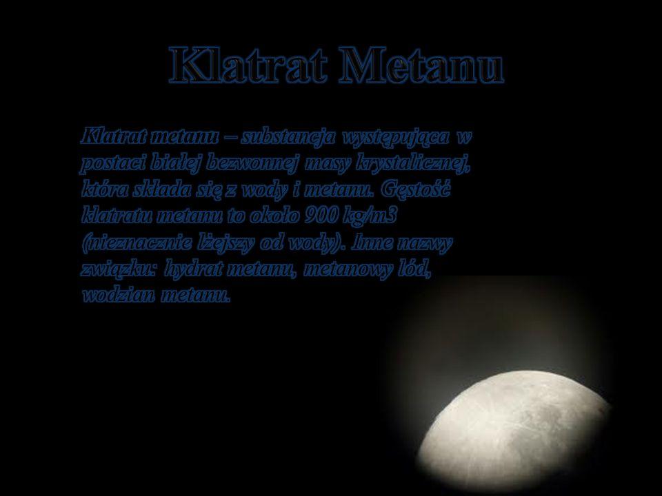 Klatrat Metanu