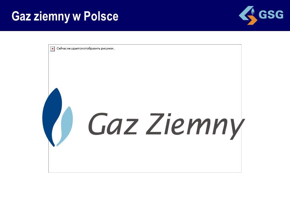 Gaz ziemny w Polsce