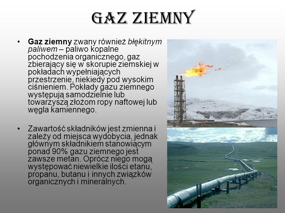 Gaz ziemny