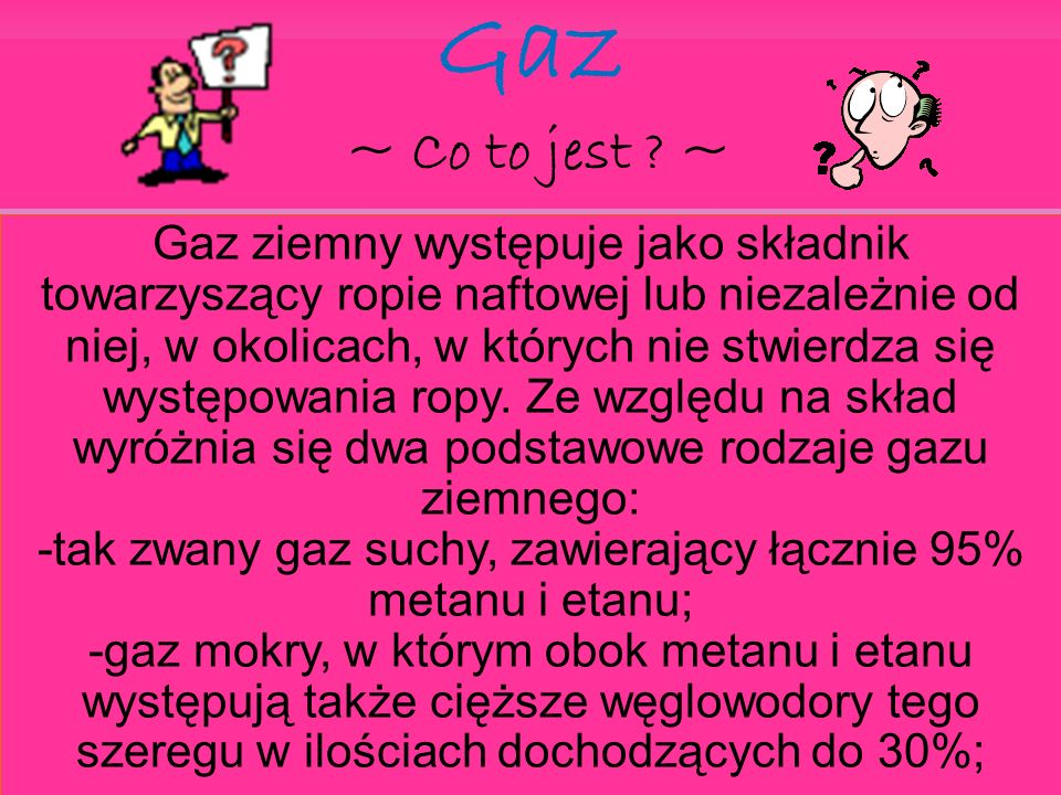 Gaz ~ Co to jest ~