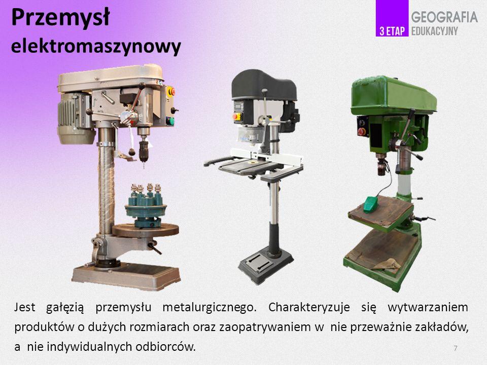 Przemysł elektromaszynowy