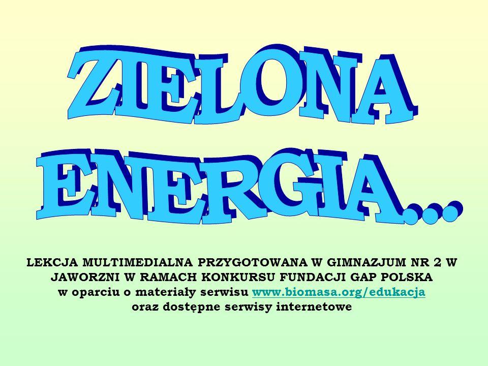 ZIELONA ENERGIA...
