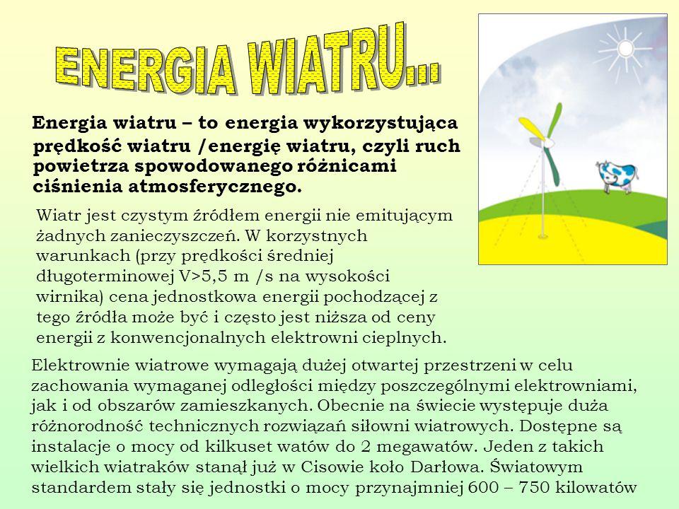 ENERGIA WIATRU...