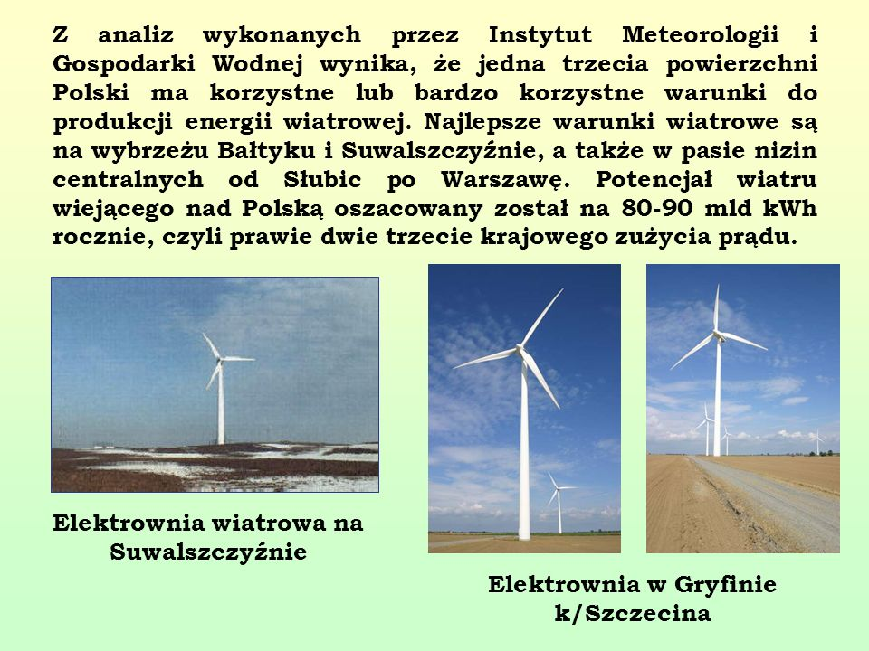 Elektrownia wiatrowa na Suwalszczyźnie