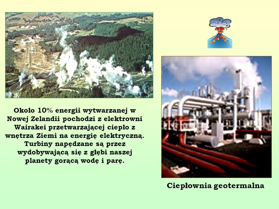 Ciepłownia geotermalna