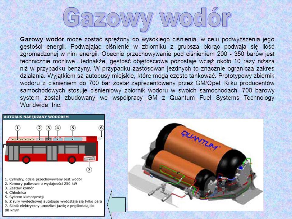 Gazowy wodór