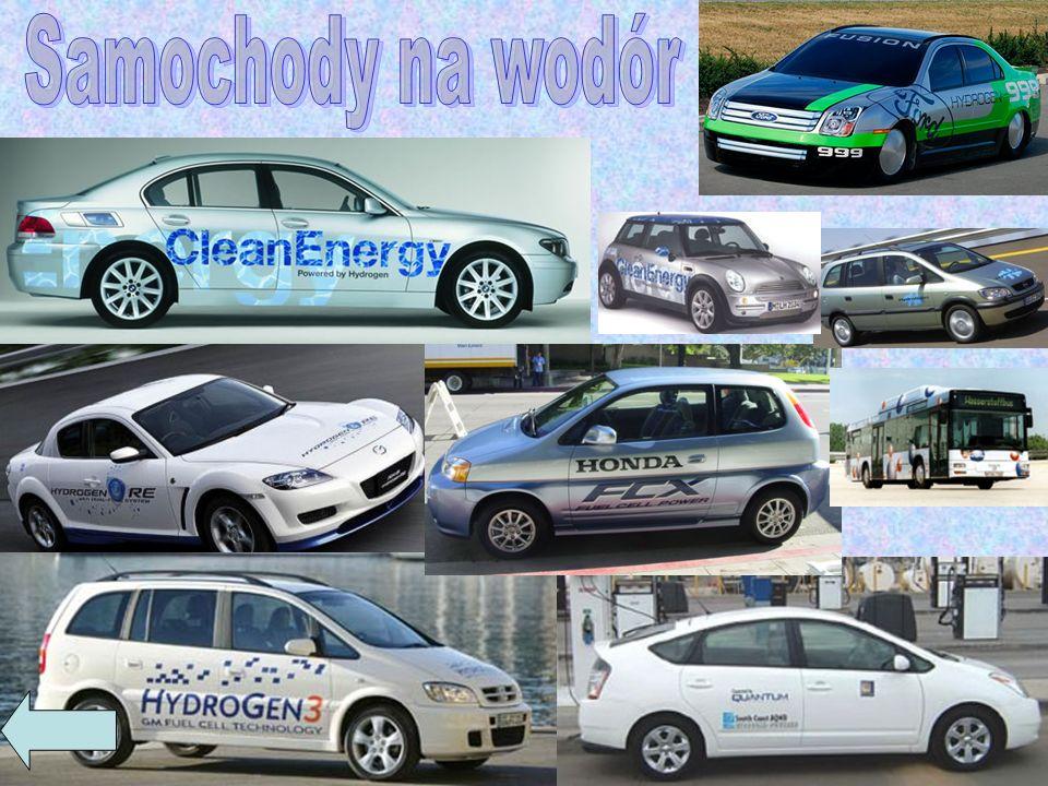 Samochody na wodór