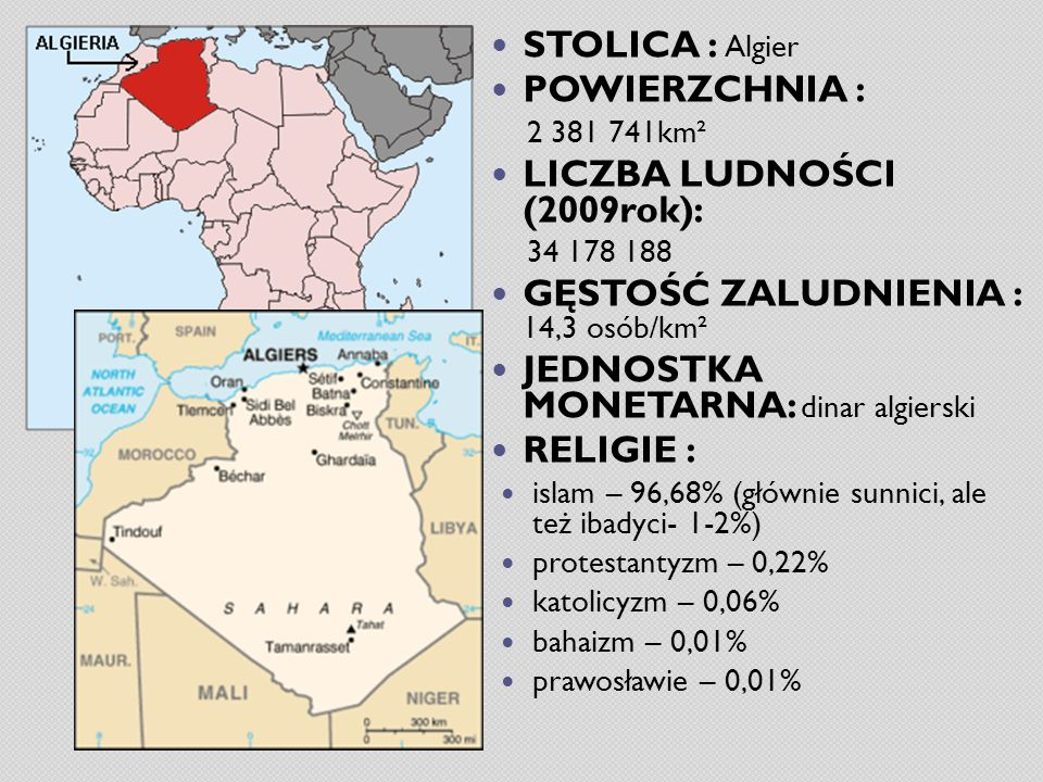 LICZBA LUDNOŚCI (2009rok):