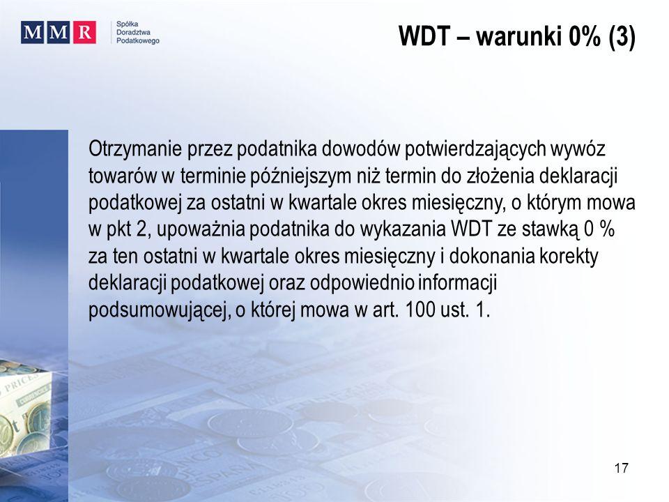 WDT – warunki 0% (3)