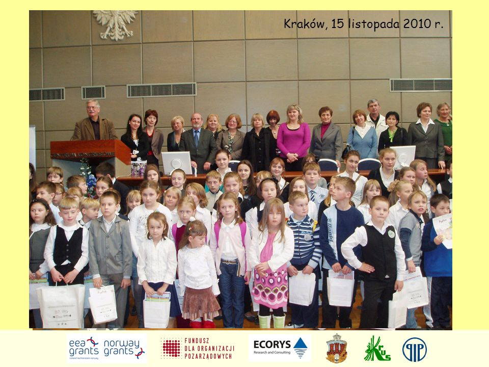 Kraków, 15 listopada 2010 r. Kraków, 15 listopada 2010 r. Kraków, 15 listopada 2010 r.