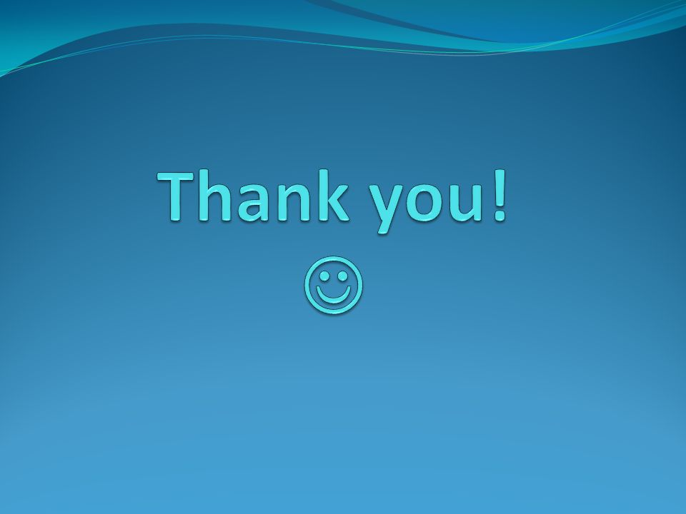 Thank you! 