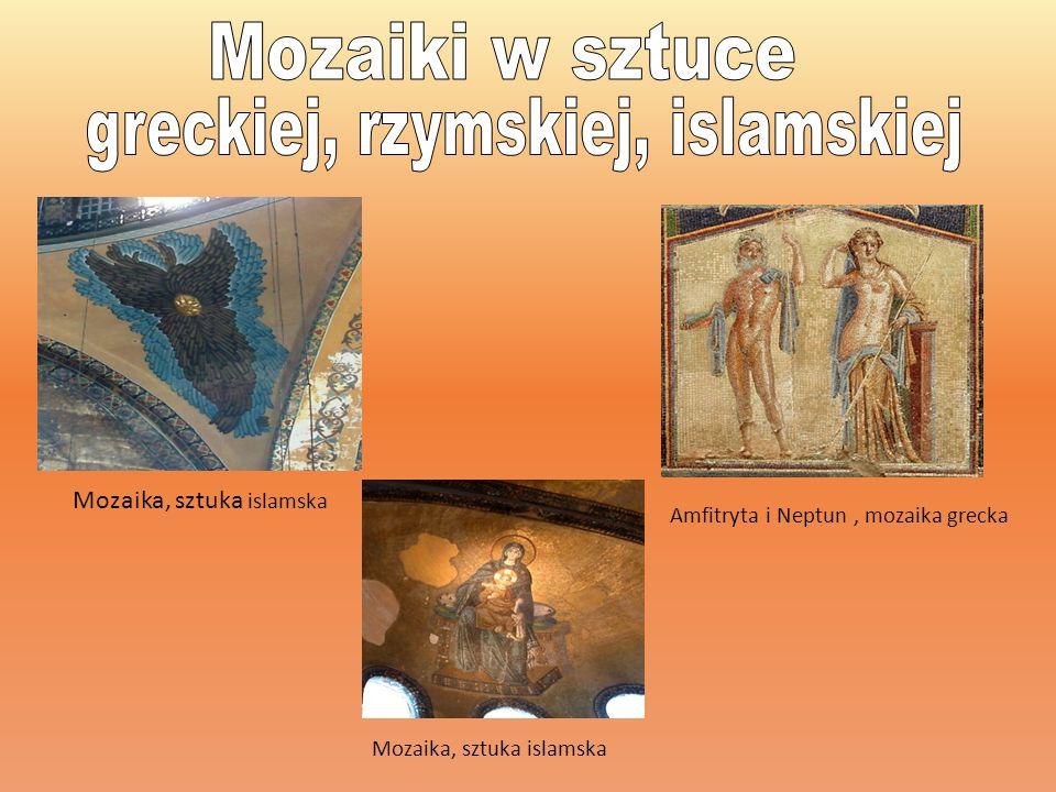 greckiej, rzymskiej, islamskiej