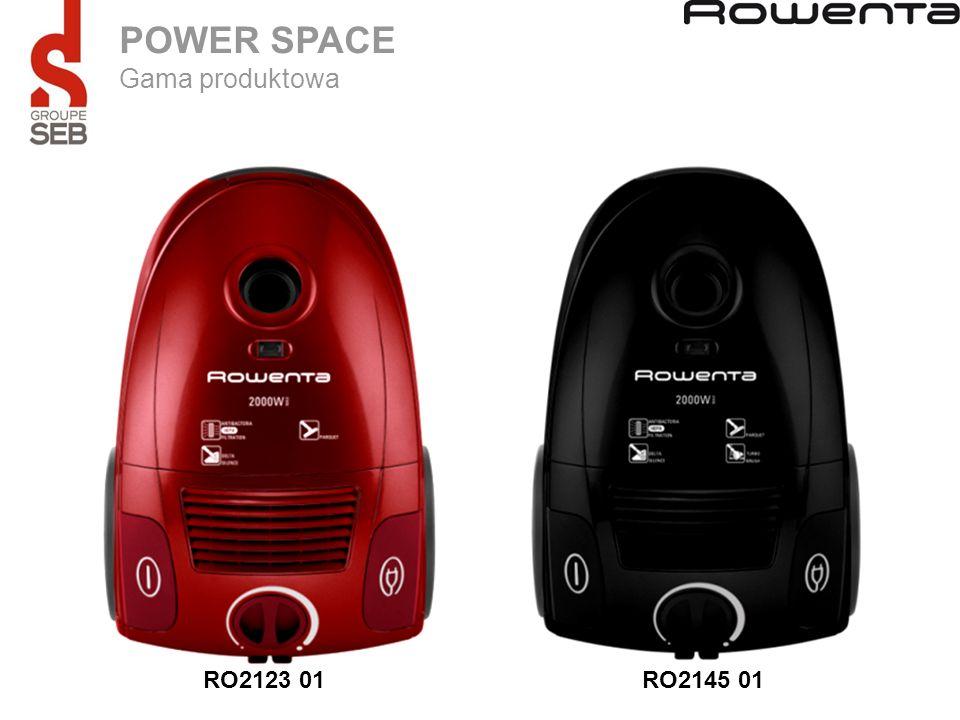 POWER SPACE Gama produktowa RO2123 01 RO2145 01
