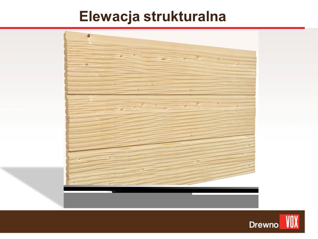 Elewacja strukturalna