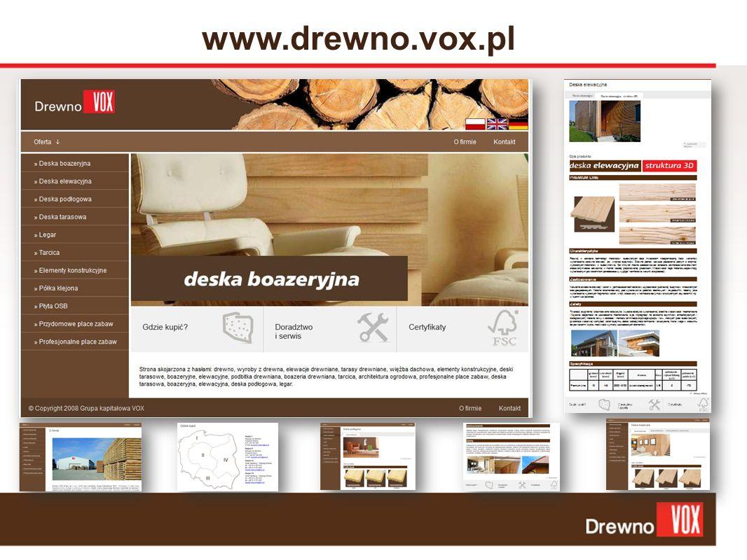 www.drewno.vox.pl