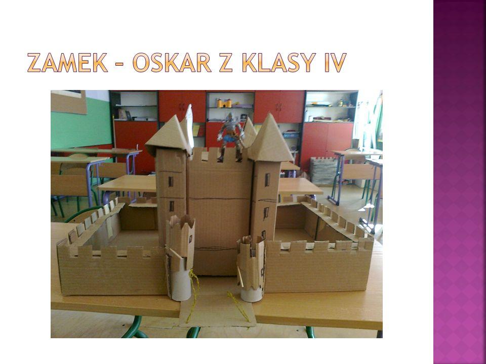 Zamek – Oskar z klasy IV