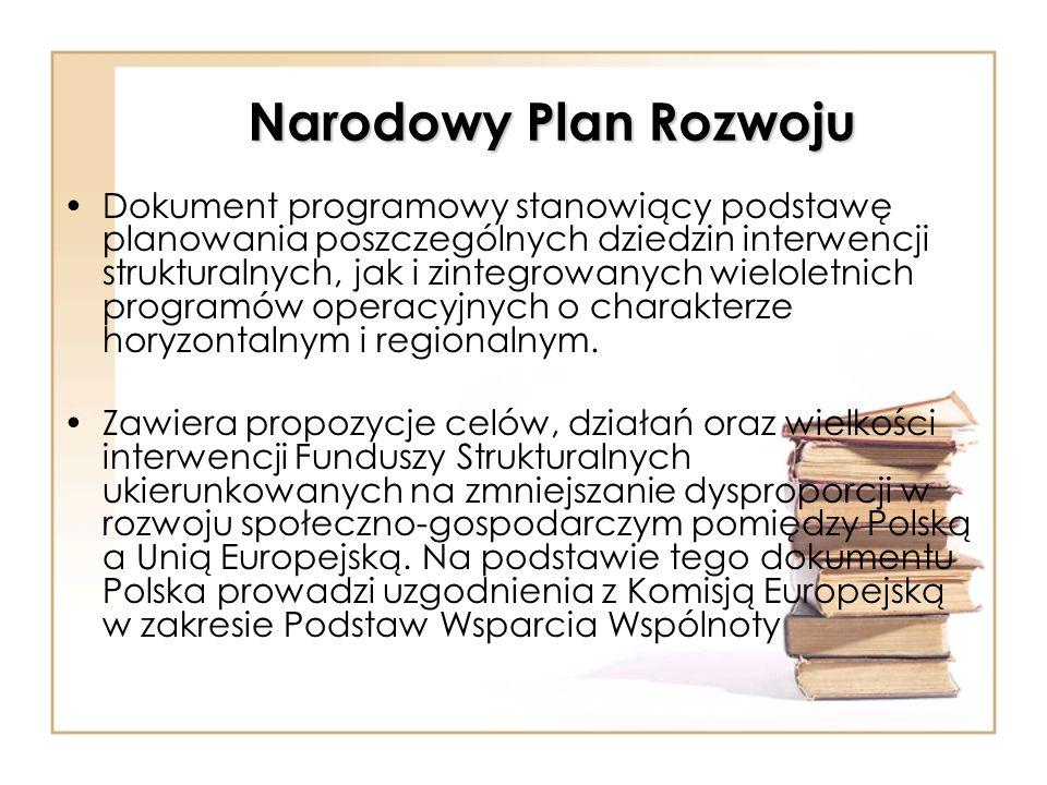 Narodowy Plan Rozwoju