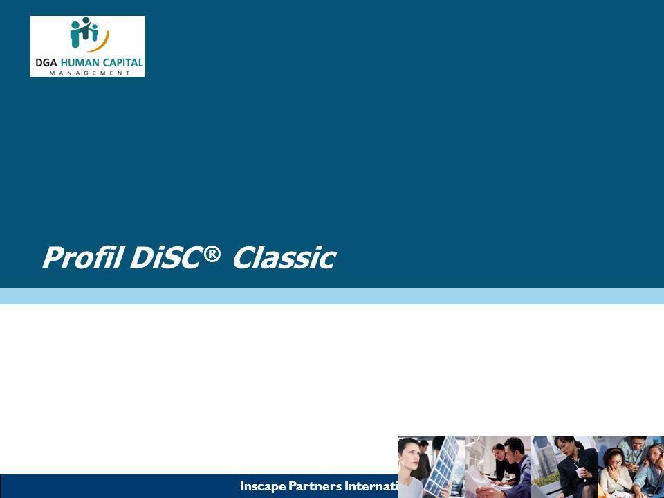 Profil DiSC ® Classic