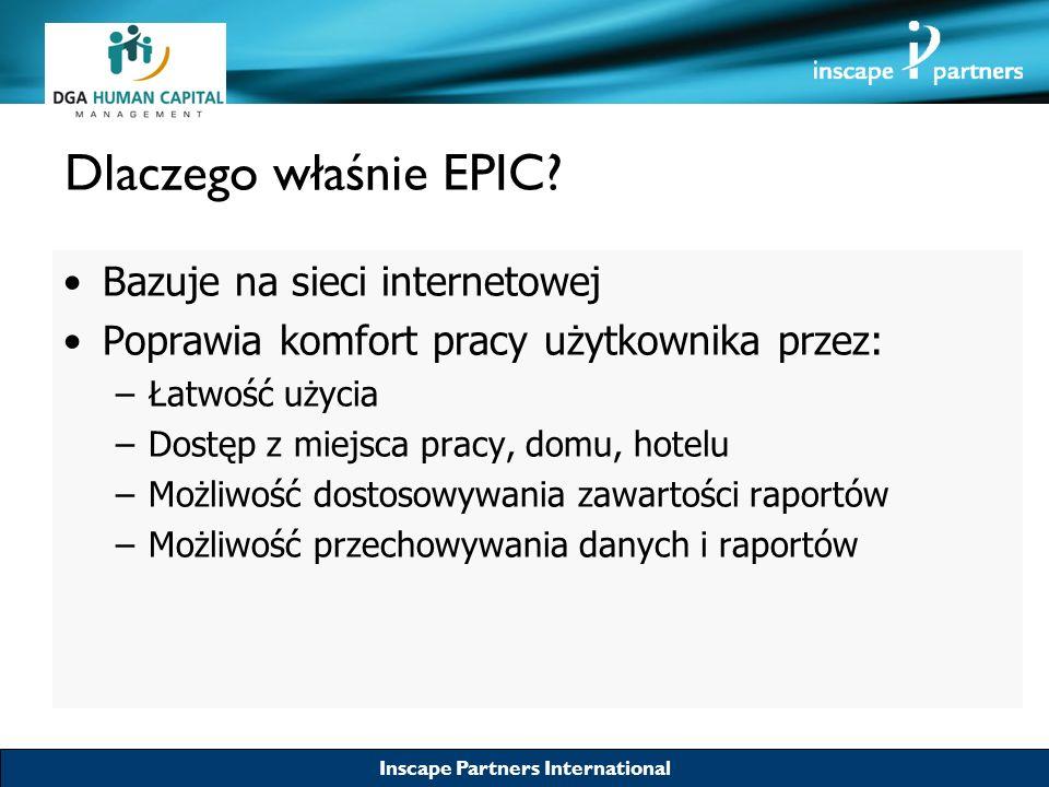 Dlaczego właśnie EPIC Bazuje na sieci internetowej