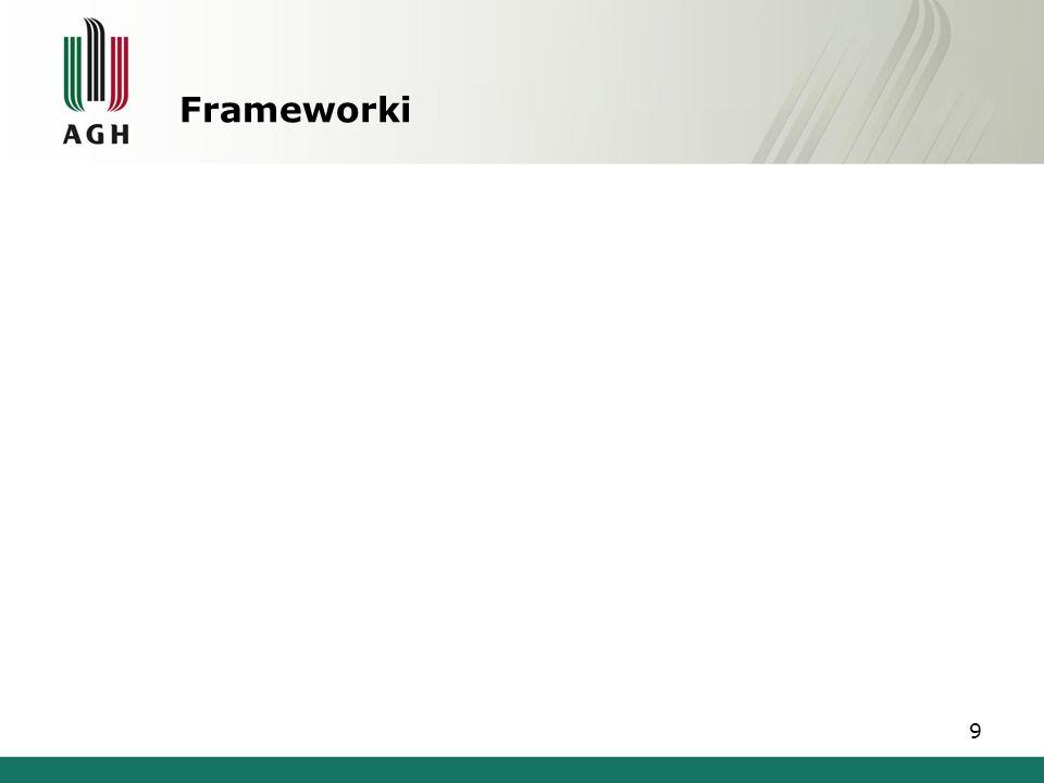 Frameworki