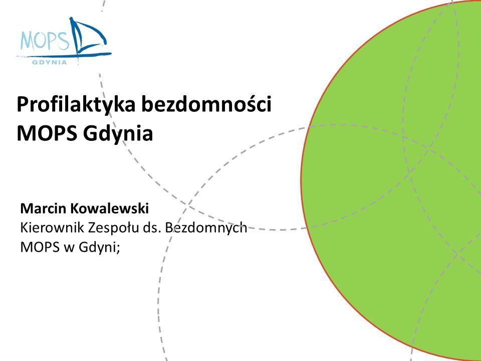 Profilaktyka bezdomności MOPS Gdynia