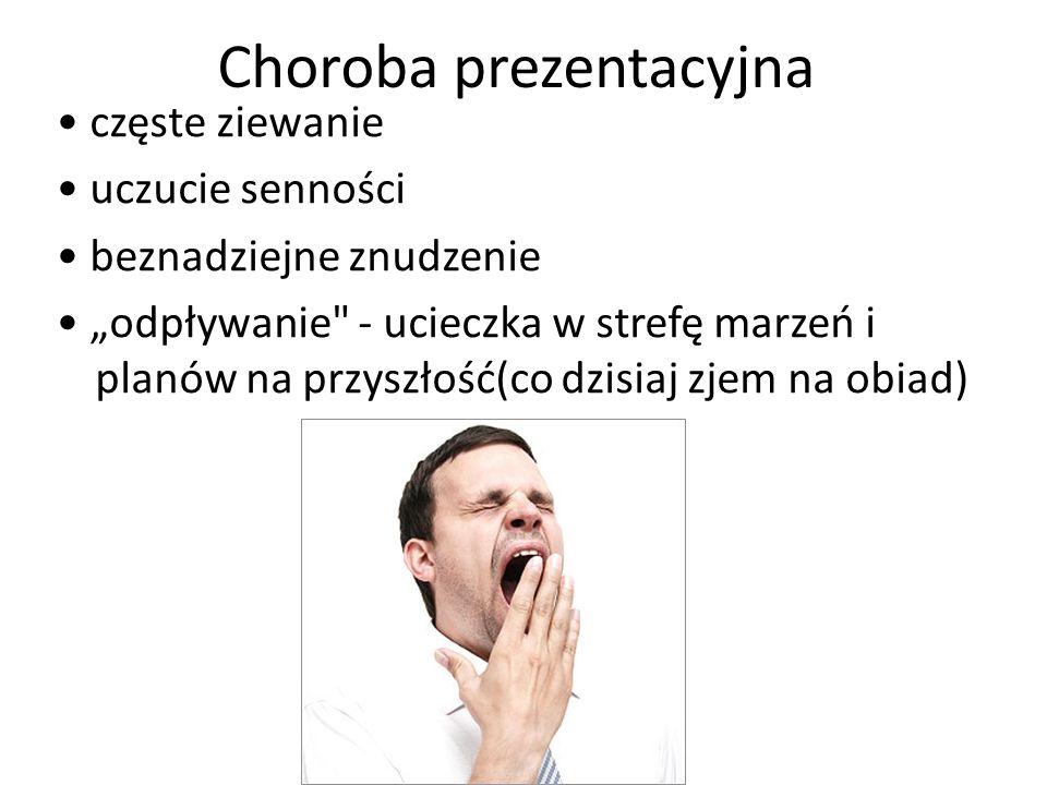Choroba prezentacyjna