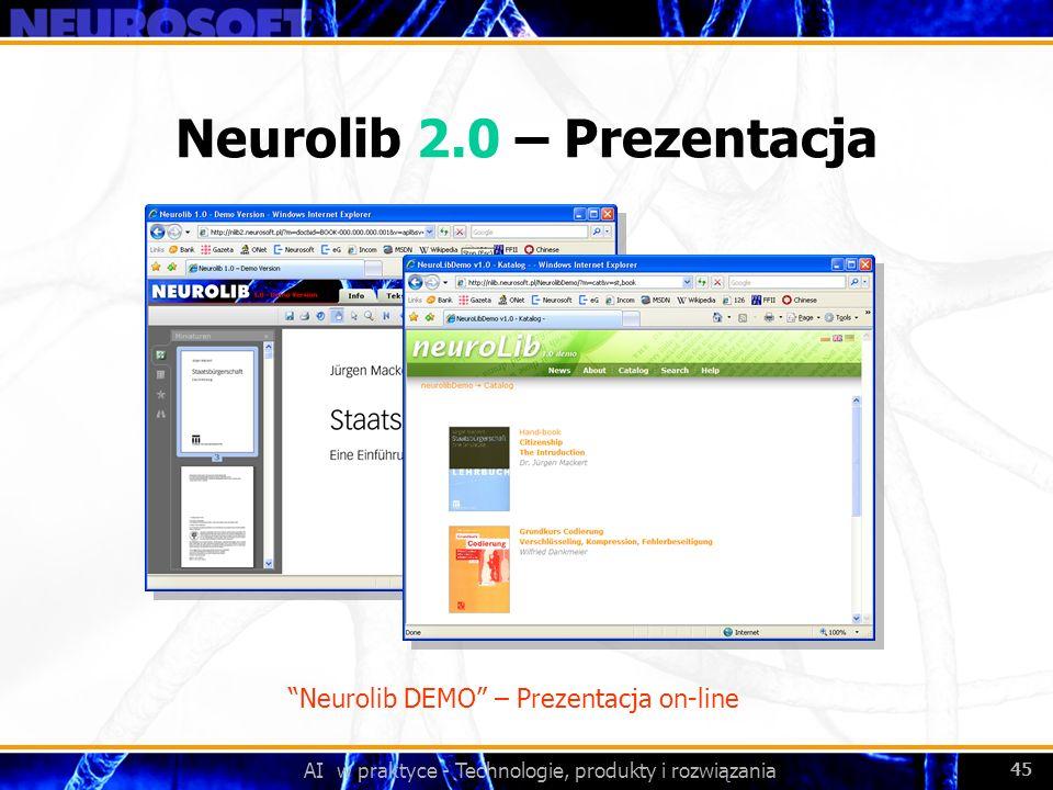 Neurolib 2.0 – Prezentacja