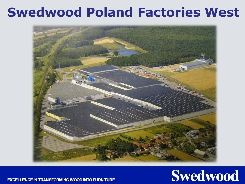 Swedwood Poland Factories West