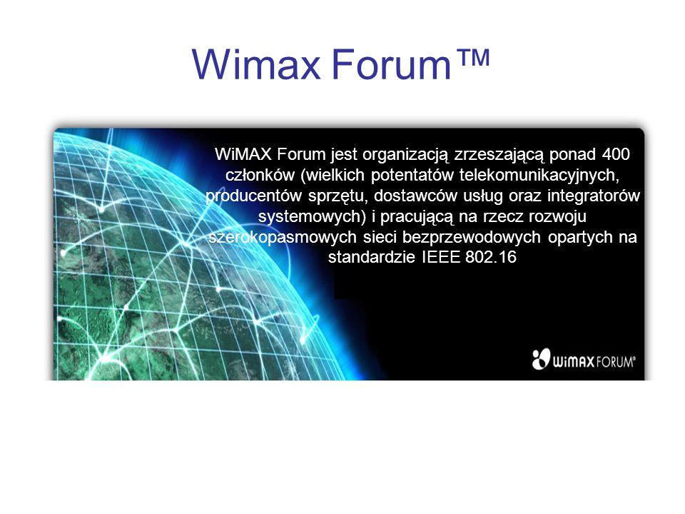 Wimax Forum™