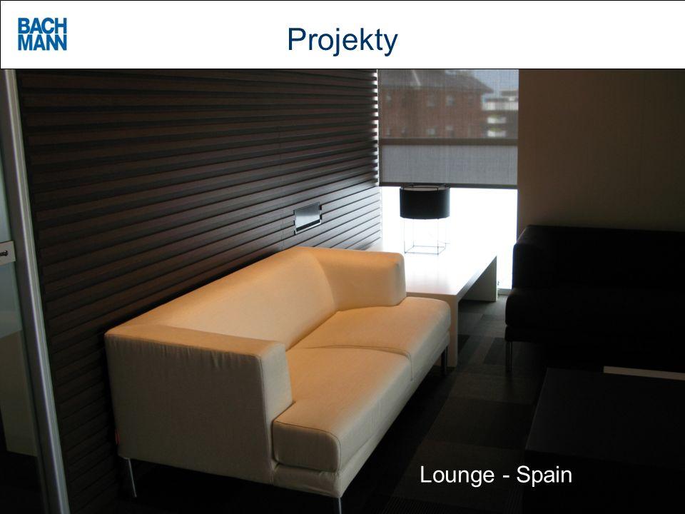 Projekty Lounge - Spain