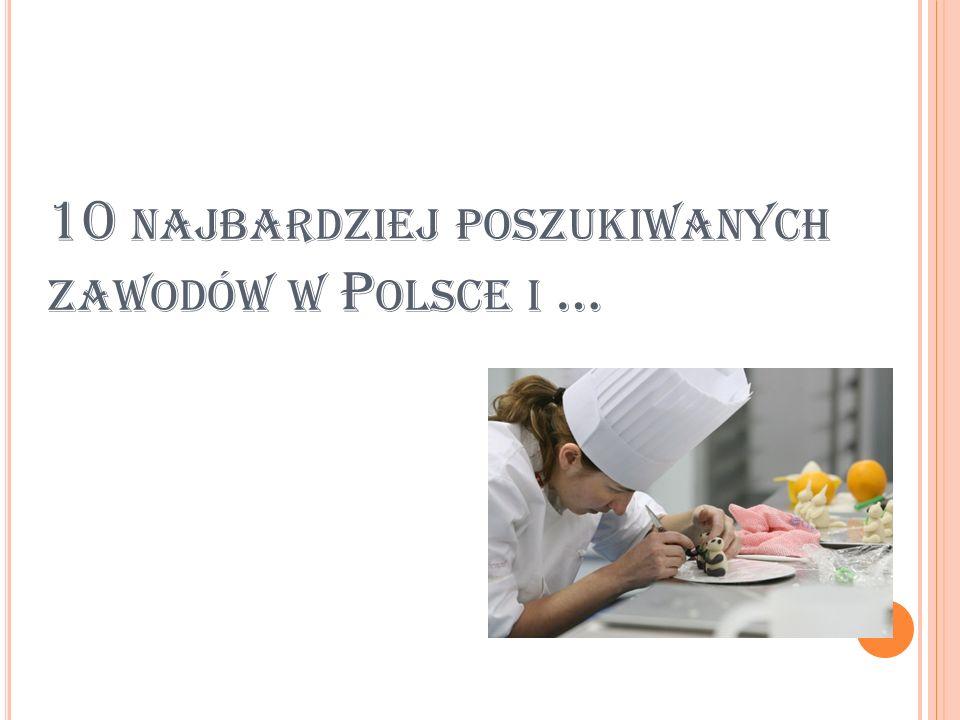 10 najbardziej poszukiwanych zawodów w Polsce i …