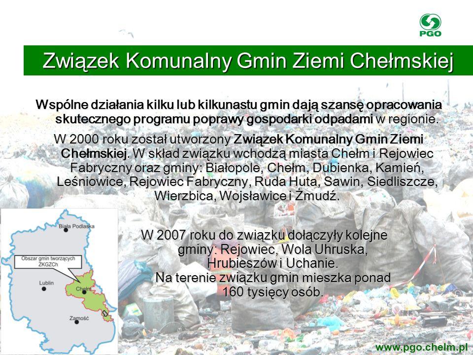 Związek Komunalny Gmin Ziemi Chełmskiej