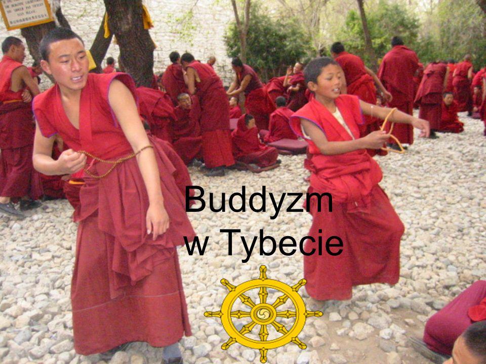 Buddyzm w Tybecie
