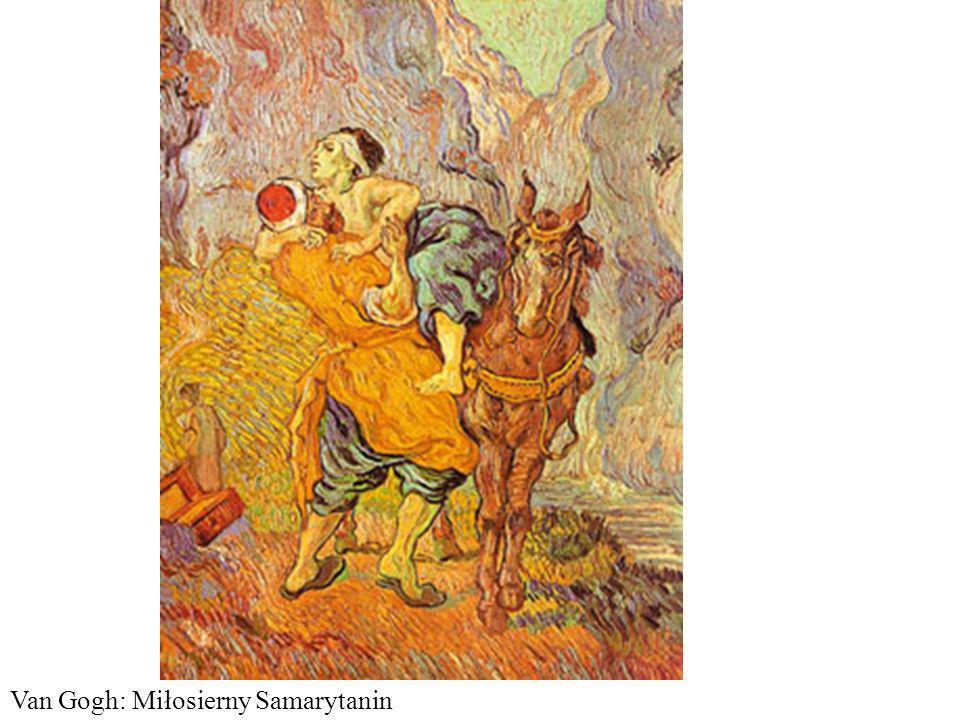 Van Gogh: Miłosierny Samarytanin