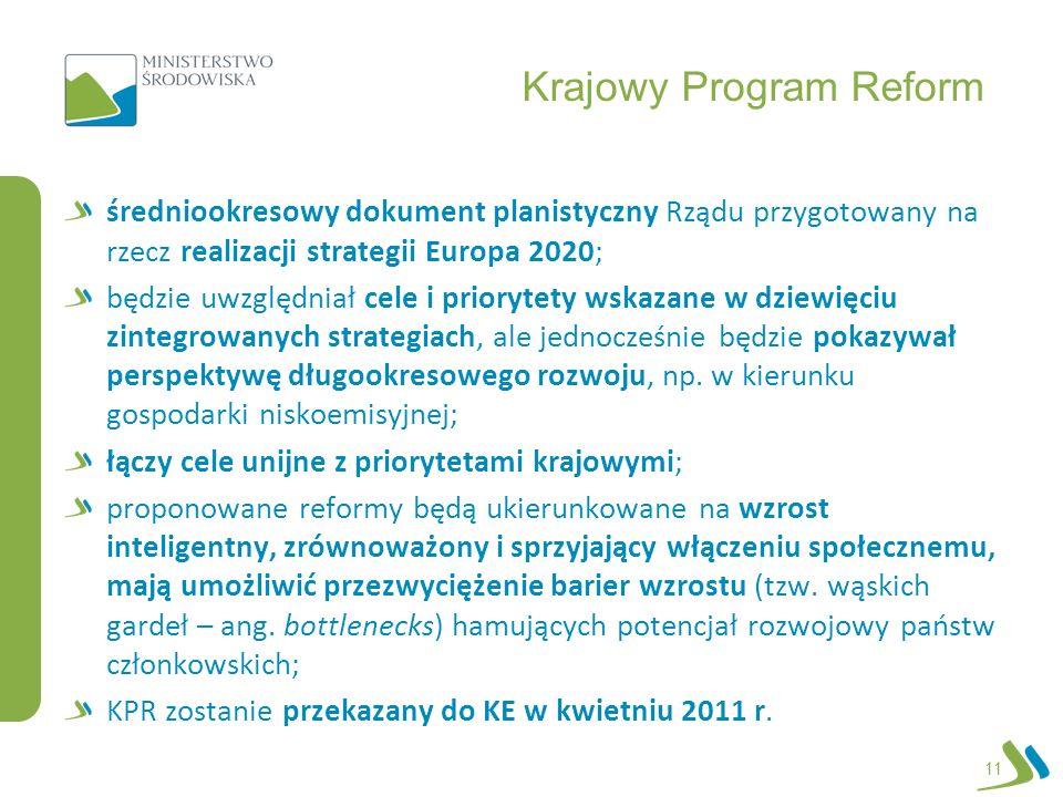 Krajowy Program Reform