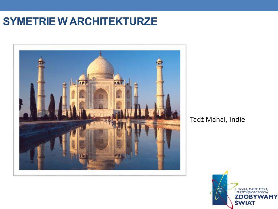 Symetrie w architekturze