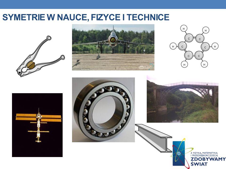 Symetrie w nauce, fizyce i technice