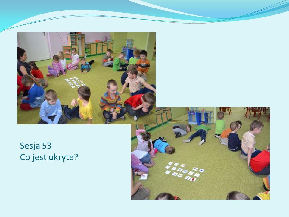 Sesja 53 Co jest ukryte